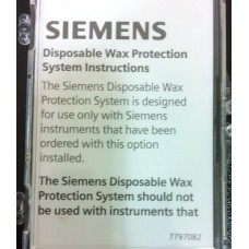 Siemens Disposable Wax Protection