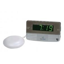 Sonic Boom Sonic Alert SBP200SS Travel Bedside Alarm Clock with Super Shaker